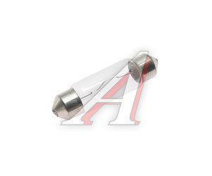 Лампа 24VхC10W (SV8.5/8) номерной знак,салон 36мм МАЯК А24-С10, 62410с