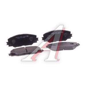 Колодки тормозные TOYOTA Auris (06-),Corolla (02-),Rav 4 (06-) передние (4шт.) HSB HP5177, GDB3424, 04465-42140