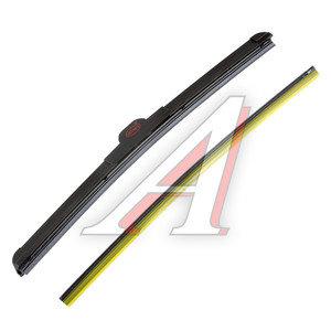 Щетка стеклоочистителя 450мм беcкаркасная с запасной резинкой All Seasons Graphit HEYNER AL-088, 088000