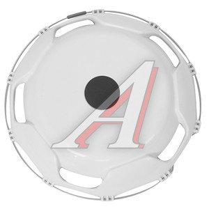 Колпак колеса R-22.5 передний пластик (белый) АВТОТОРГ АТ-9201, AT59201