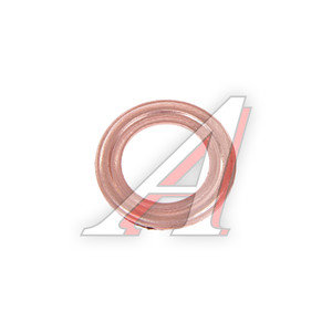 Шайба 9.0х15.0х1.0 медная (1 волна) РИПУС ШМ 9.0х15.0-1.0-1В
