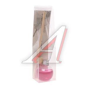 Ароматизатор в карман двери жидкостный (клубника спелая) с палочками 100мл Аромат Вдохновения FKVJP FOI-S-51
