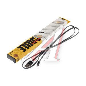 Кабель micro USB 1м черный REMAX REMAX RM-000161,