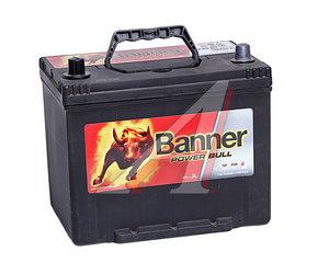 Аккумулятор BANNER Power Bull 80А/ч обратная полярность 6СТ80 P80 09, P80 09
