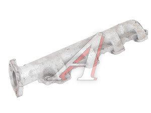 Коллектор ГАЗ-53 выпускной левый ЗМЗ 53-1008025, 0530-01-0080250-00