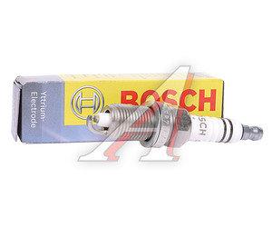 Свеча зажигания FR7LCX+ 1.1(замена для 0242235567) BOSCH 0242236542,