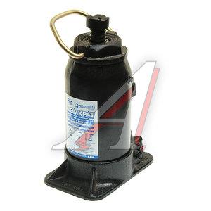 Домкрат бутылочный 8т 270-635мм 2-х плунжерный ШААЗ Д4-3913010