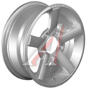 Диск колесный ВАЗ литой R15 Титан-Тех КС-536 K&K 5х139,7 ЕТ40 D-98, 7243,