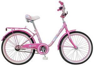 """Велосипед 20"""" 1-ск. STELS (7-11лет) PILOT 200 Lady,"""
