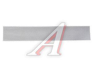 Решетка радиатора сетка (черная) средняя 120х20см TEORIN 120108B
