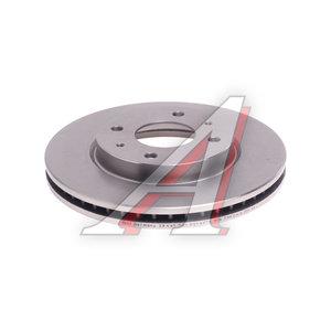 Диск тормозной MITSUBISHI Lancer (03-),Galant (95-04) передний (1шт.) FEBI 28441, DF4809, MR510741
