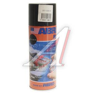 Краска черная блестящая аэрозоль 473мл Rus ABRO ABRO Rus SPO-039-R, SPO-039-R