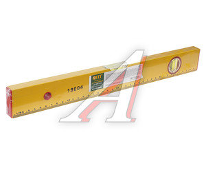 Уровень строительный 400мм 2 глазка FIT FIT-18004, 18004