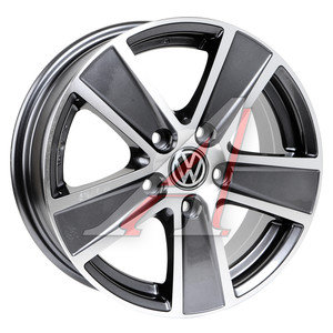 Диск колесный литой VW Golf,Jetta (05-) R15 VW69 GMFP REPLICA 5х112 ЕТ47 D-57,1