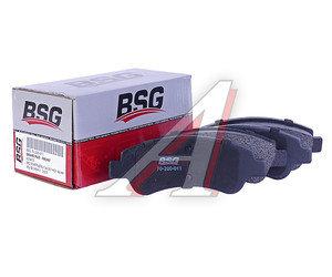 Колодки тормозные PEUGEOT Boxer (06-) задние (4шт.) BASBUG BSG70200011, GDB1463/GDB1563/GDB1462