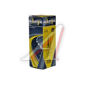 Лампа ксеноновая D2R 35W P32d-3 85V 4300K NARVA 84006, N-84006