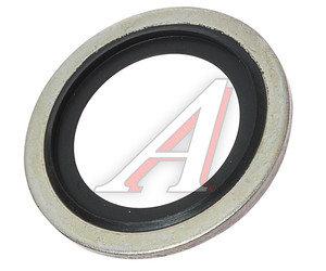Прокладка ЯМЗ-650.10 пробки сливной картера масляного АВТОДИЗЕЛЬ 650.1009404