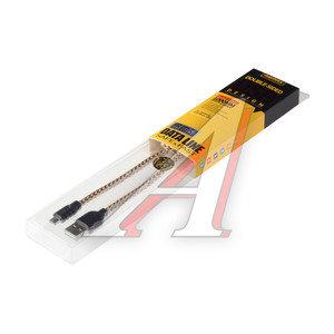 Кабель micro USB 1м золотой REMAX REMAX RM-000142