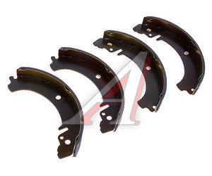 Колодки тормозные ВАЗ-2101 задние (4шт.) в упаковке АвтоВАЗ 2101-3502090, 21010350280082