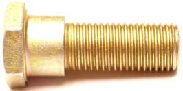 Болт М11х2.5х20 ВАЗ-2108 ремня безопасности короткий 2108-8217256*,