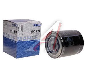 Фильтр масляный HYUNDAI Porter (D4BF),Porter 2 (D4CB),HD35 (D4BB) KIA Bongo (06-) MAHLE OC274, 26300-42020