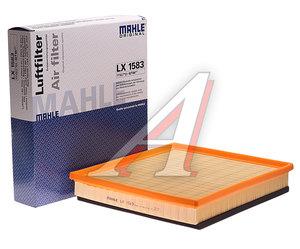 Фильтр воздушный OPEL Vivaro (06-) (2.0/2.5 CDTI) RENAULT Trafic 2 (06-) MAHLE LX1583, 4417142