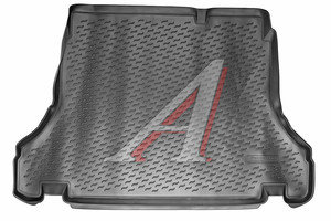 Коврик багажника CHEVROLET Lanos седан (03-) борт 1.5см полиуретан ПП PPL-20723114,