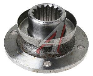 Фланец КРАЗ вала карданного с отражателем ( ISO 4 отверстия) АВТОКРАЗ 260-2502138-10
