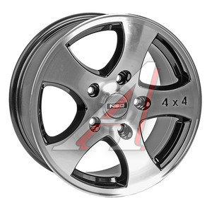 Диск колесный литой SSANGYONG Kyron,Rexton 2 R16 BD NEO 641 5x130 ЕТ35 D-84,1