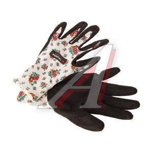 Перчатки садовые нитриловая пена TEGRA 90065