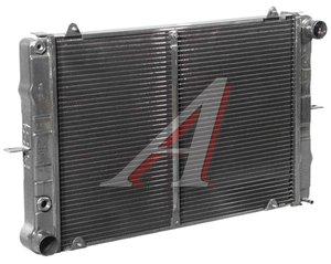 Радиатор ГАЗ-2217,33021 медный 2-х рядный С/О (до 1999г.) ШААЗ 330242-1301010, Р330242-1301010-01
