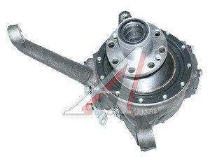 Кулак поворотный ГАЗ-66 левый в сборе (ОАО ГАЗ) 66-2304011, 66-02-2304011