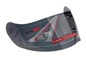 Визор мото для шлема тонированный MICHIRU MI 150 MI 150, 4620770793245