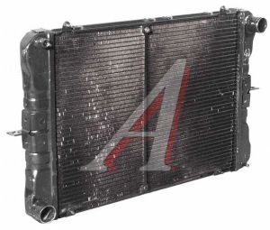Радиатор ГАЗ-3302 медный 2-х рядный С/О ЛРЗ 33021-1301000, 112.1301010-02, ЛР3302.1301010
