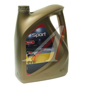 Масло моторное SPORT синт.4л ENI ENI SAE10W60