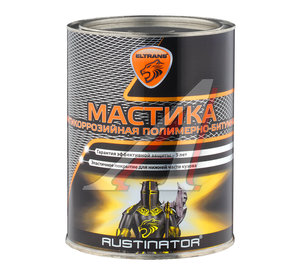 Мастика ЭЛТРАНС БАСТИОН полимерно-битум. 1л ЭЛТРАНС, EL-0208.01