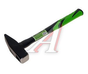 Молоток 0.800кг слесарный кованый фибергласовая ручка АВТОТОРГ АТ-0652