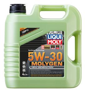 Масло моторное MOLYGEN синт.4л LIQUI MOLY LM SAE5W30 9042