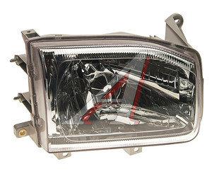 Фара NISSAN Pathfinder (99-) правая (без лампы) TYC 20-5823-05-6B, 315-1136R-AS, 26010-2W625