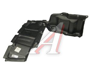 Защита двигателя TOYOTA Avensis правая (пыльник) POLCAR 81253461Q, 51408-05020/51408-05022