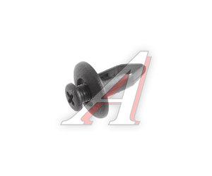 Клипса пластиковая автомобильная для бампера 100шт. JTC JTC-RD21