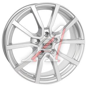 Диск колесный литой VW Tiguan (-16) AUDI Q3 R17 S NEO 729 5x112 ЕТ43 D-57,1