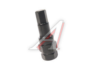 Ключ 6-гранный L=60мм для колесного крепежа ключ 19/21мм черный RACING CSTL192112