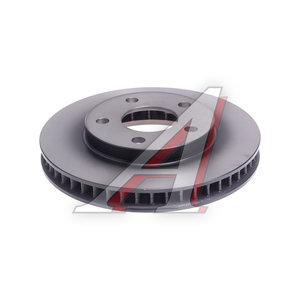 Диск тормозной CHEVROLET Trans Sport (96-05) OPEL Sintra (96-99) передний вентилируемый (1шт.) TRW DF4041, 24.0132-0110.1, 18021359/0569019
