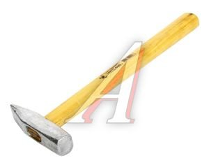 Молоток 0.400кг слесарный деревянная ручка МЕТАЛЛИСТ Сосновское, 10232,