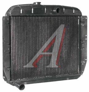 Радиатор ЗИЛ-130 медный 3-х рядный ЛРЗ 130-1301010, 130-1301010-Б
