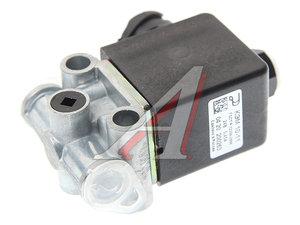 Клапан электромагнитный КАМАЗ,МАЗ 24V разъем байонетный РОДИНА КЭМ 10-11