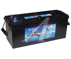 Аккумулятор INTERBAT 140А/ч 6СТ140,