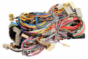 Проводка ВАЗ-2109 полный комплект 2109-3724000, 2109-3724210