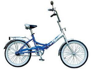 """Велосипед 20"""" 1-ск. cкладной STELS PILOT 410"""